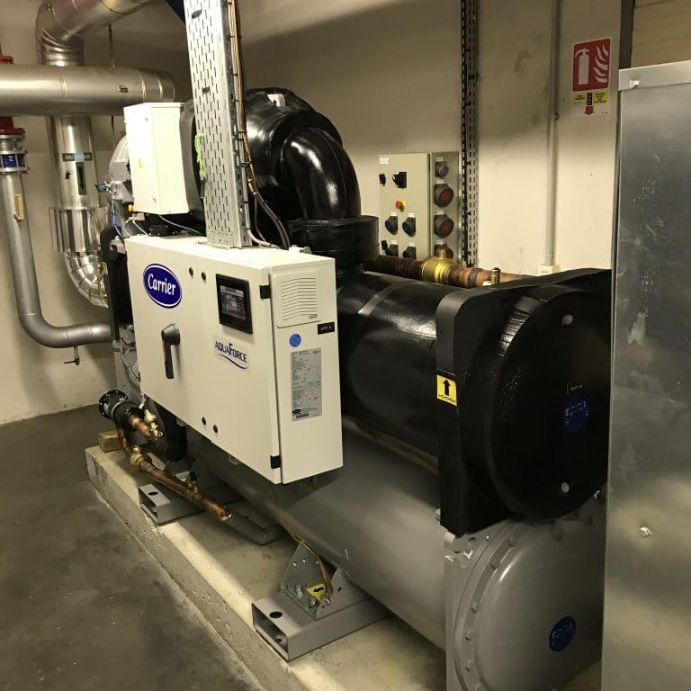 BioMérieux IDC fait appel à UNIVEO pour la modernisation de sa production d'eau glacée